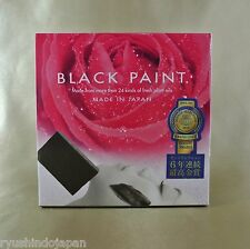 BLACK PAINT. Natural Organic Hypoallergenic Face wash bar