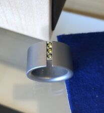 Niessing Abakus Ring - Stainless Steel Size 1 (US 5)