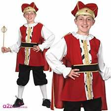 Girls Viking Warrior Saxon Victorian Tudor Medieval king Richard the 3rd Costume