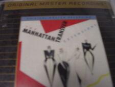 MANHATTAN TRANSFER EXTENSIONS MFSL 24 KARAT GOLD AUDIOPHILE LIMITED EDITION CD