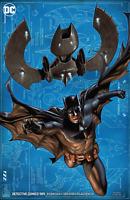 BATMAN Detective Comics  #989 DC COMICS  2018 VARIANT Cover B 1ST  PRINT