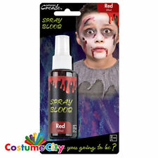 Amscan Halloween Costume Face Bloods Make-Up