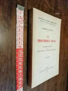 LIBRO -Francesco M. Gaetani - La Provvidenza Divina - Pontificia Università Greg