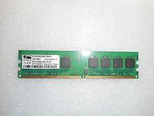 ProMOS 1GB Matching Numbers PC2-5300 DDR2 240 PIN DIMM V916765K24QCFW-F5