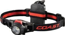 Coast HL7R Rechargeable Headlamp 19274 Durable, impact resistant, black composit