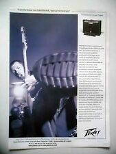 PUBLICITE-ADVERTISING :  Transformer PEAVEY 212  02/2002