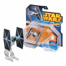 New Star Wars Tie Fighter w/ Finger Stand Hot Wheels Ship Vehicle Official