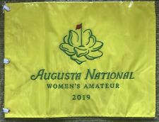2019 Women's Amateur Augusta National Pin Flag Golf Tournament ANGC Masters