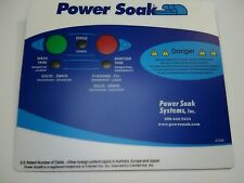 Power Soak System Overlay Control Ps -200