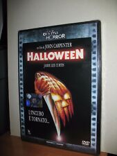 HALLOWEEN DVD NUOVO SIGILLATO JOHN CARPENTER 1978