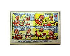 Rare Pre-1963 Clever Idea Company Comic w/Fortune