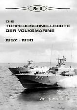 Deutsche Geschichte * Die Torpedoschnellboote der Volksmarine 1957-1090, Nr.6