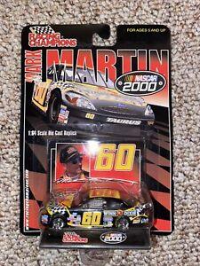 New 2000 #60 Mark Martin Winn Dixie 1/64 Racing Champions NASCAR Diecast