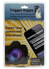 Trigger Happy Camera Remote L2-Connector for Select Olympus Cameras
