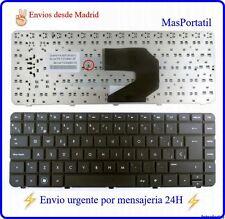 TECLADO ESPAÑOL NUEVO HP 430, 650, 630S NEGRO  698694-071 633183-071  TEC4