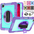 Rugged Stand Hard Case For iPad 10.2 7th 8th Gen 9.7 5th 6th Pro 11 Air Mini 4 5