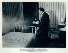 1973 Actor Warren Oates Shooting Gun in Dillinger Press Photo