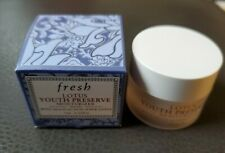 FRESH ~ LOTUS YOUTH PRESERVE Cream Moisturizer NIB 0.24fl oz 7mL MINI Trial Size