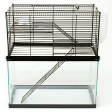 Ware Small Animal High Rise. Tank Topper. Hamster Cage, Mice Cage, Gerbil Cage.