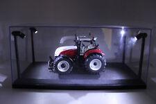 AT 32911 LED Vitrine Show Case mit Beleuchtung für 1:50 1:32 Modelle NEU mit OVP
