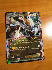 NM Pokemon BLACK KYUREM EX Card LEGENDARY TREASURES Set 100/113 Black and White