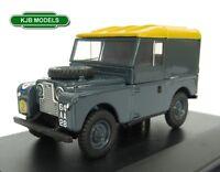 """BNIB OXFORD O GAUGE 1:43 43LAN188021 Land Rover Series I 88"""" Hard Top RAF"""