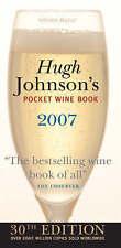 Hugh Johnson's Pocket Wine Book 2007, Johnson, Hugh   Hardcover Book   Very Good