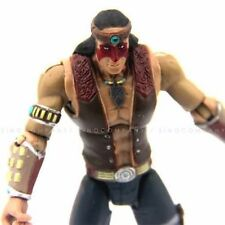 Boys Gift Jazwares Mortal Kombat Klassic 9 Wave Nightwolf 3.75'' Action Figure