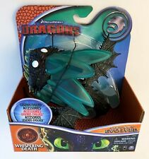 DreamWorks Dragons Legends Evolved WHISPERING DEATH Spin Masters 2020 HtTYD