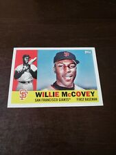 2017 Topps Archives Willie McCovey #24 Giants