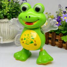Luz-Up-Bailando-Toy - Cantando-Rana-musical-Led - animales-Juguetes-electronic-Rana _ uk