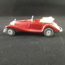 Mercedes 540K Cabriolet Scale Model Diecast car, Yatming No.8502