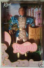 Barbie: Ken {As Prince Stefan} Barbie as Rapunzel Collection 2001 MIP