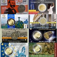 2 Euros Bélgica en coincard.