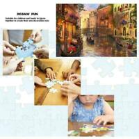 """1000 Pieces Gold Edition """"Sunset In Venice"""" Jigsaw K1O1 Puzzle Funny C3Y4"""
