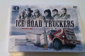 Ice Road Truckers - Season 1  (6 DVD BOXSET )    NEW SEALED