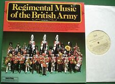 Regimental Music of British Army Volume One Band of Royal Corps Signals + LP