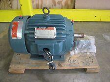 RELIANCE 01MAN48242 C001 X2 1.5HP 1.5 HP AC MOTOR 3PH 230/460V VOLT 865RPM