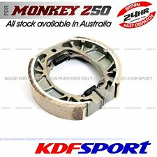 KDF FRONT REAR BRAKE SHOES AFTERMARKET PARTS 50 FOR HONDA MONKEY Z50 Z50J