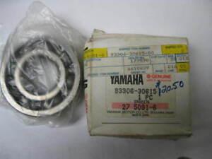 Yamaha NOS DT-400, IT400, MX400, Bearing, # 93306-30615.   b7