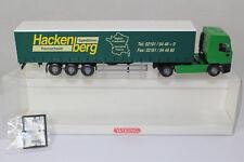 sw2171, Wiking Iveco Euro Star GPL-SZ Hackenberg BOX mint 1/87 HO Werbemodell