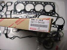 Toyota OEM 2LT 2LTE Engine Overhaul Gasket Kit 04111-54104 1990+ (2LT II New)
