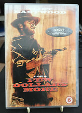Dvd For A Few Dollars More Uncut Full Length Feature Version