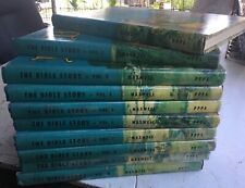 (TSL) The Bible Story by Arthur S. Maxwell, 1953 Edition, Complete 1-10 volumes
