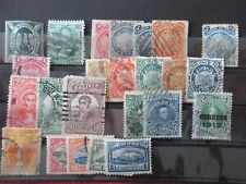 Bolivia 1868-1916 lot collection (125)