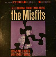 """East - Soundtrack - the Misfits - Alex North 12 """" LP (L450)"""
