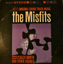 "OST - SOUNDTRACK - THE MISFITS - ALEX NORTH   12"" LP (L450)"