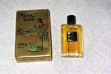 FLEURS DE TABAC SILKA Paris in scatola PROFUMO RARO & FUORI PRODUZIONE