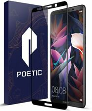 Poetic Huawei Mate 10 Pro HD Shockproof Tempered Glass Screen Protector Black