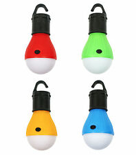 LED Portable Camping Emergency Hiking Outdoor Tent Light Lantern Bulb Night Lamp